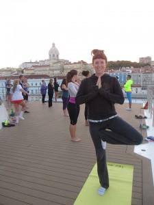 Ship yoga